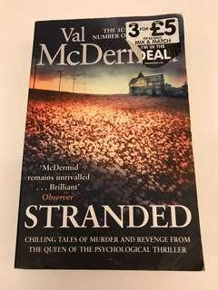 Fiction - Stranded by Val McDermid