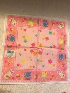 Sanrio vintage cheery chums 手巾