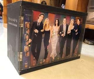 🚚 經典美劇friends 限量DVD豪華版,美國帶回