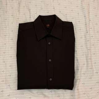G2000 Black long sleeve shirt