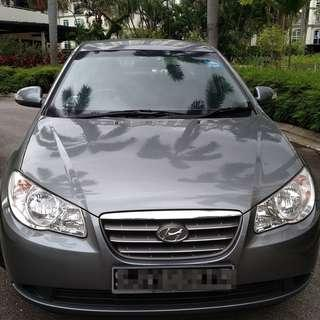 HYUNDAI AVANTE - CONTINENTAL INTERIOR, RELIABLE WORKHORSE, HUGE BOOT SPACE, SMOOTH RIDE, ECONOMICAL, LOW FINANCIAL STRESS!