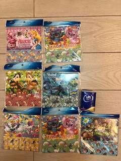 Disney迪士尼摺紙1包十蚊包$2平郵