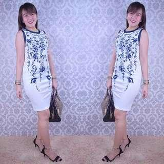 Casual Bodycon Dress