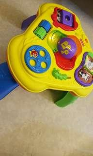 🚚 Fisher Price Musical Table