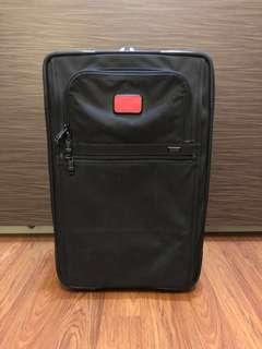 Tumi International Expandable two wheeled carry on, SN 22922D2