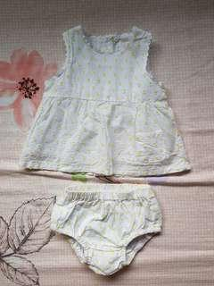 Seed baby 2 piece set