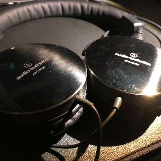 日本 Audio Technica 3.5mm 耳機 ATH-ES700