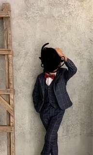 幼童禮服100碼西裝