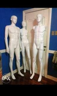 TAKE ALL MANNEQUIN (repriced)