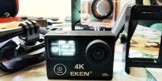 Eken V8s Action Cam (16GB) Set