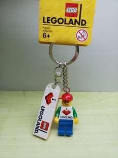 Legoland鎖匙扣