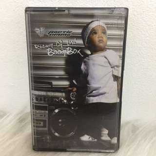 Kaset Cassette Poetic ammo