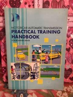 Singapore Practical Driving / Training Book