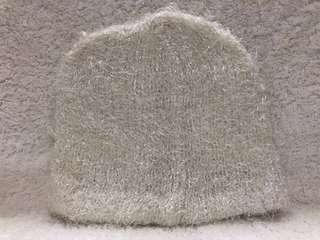 White Beanie Winter Hat
