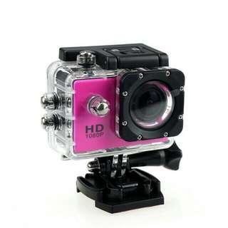🚚 Sports Cam Full HD 1080p