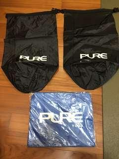 🚚 (贈品)Pure Yoga防潑水袋 購買賣場任一商品就送
