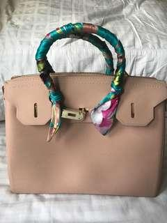 Two way Beach Skin Handbag