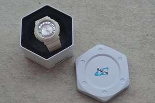 [FREE POS] Baby G White Watch #Jessica Jung Edition