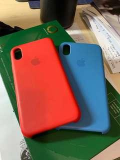 iPhone X/Xs Silicone Case (Used)