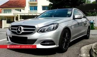 Mercedes-Benz undefined E250 Saloon Auto