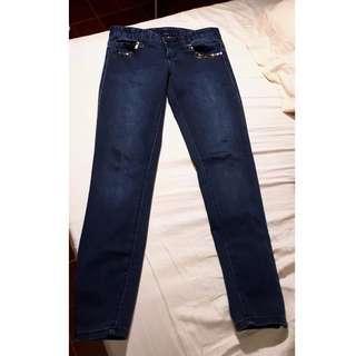 AX Original Grunge Jeans Size 0