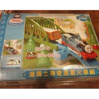 湯瑪士小火車 蒸氣版 總共有2組