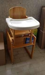 Mothercare 2 in 1 high chair