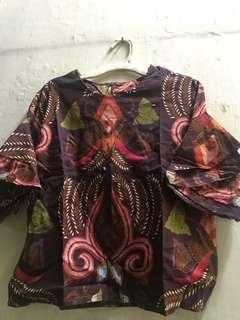 GRATIS ONGKIR JABODETABEK ‼️ Batik Blouse