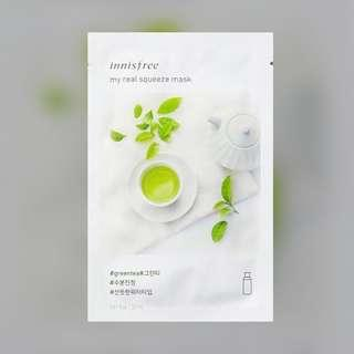 Innisfree Green Tea