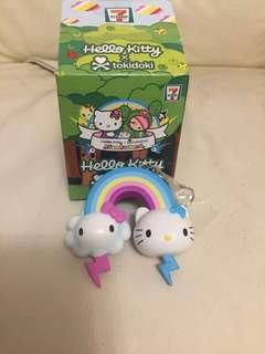 Hello Kitty X Tokidoki 鎖匙扣