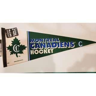 Montreal Canadiens Vintage Logo Pennant