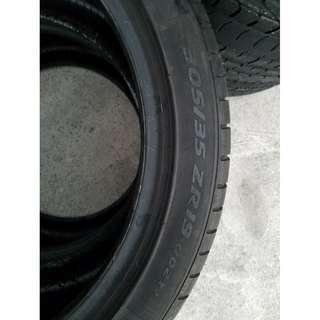 305 35 19 呔 PZERO tire 一對