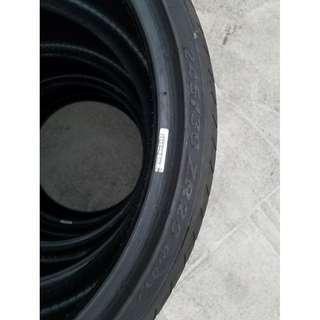245 30 20 tire 呔 1 SET