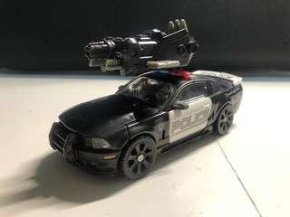 變形金剛 Movie 3 Deluxe Barricade M3 D級 路障