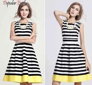Brand New Stripe Dress