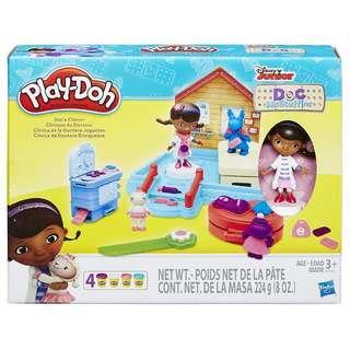 BNIB: Play-Doh Doc's Clinic Featuring Disney Doc McStuffins