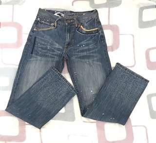 Osaka Men's jeans 男裝牛仔長褲