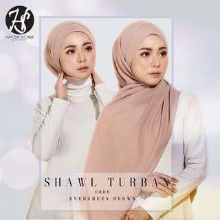 Shawl Turban Hayda Scarf