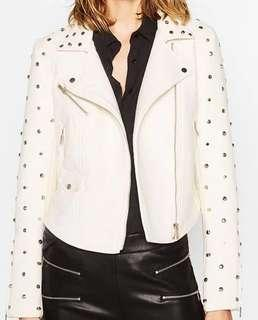 Zara Jacket Leather