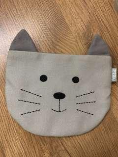Brand New Kikki.K Cat Pouch