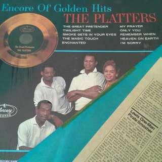 The Platters Encore Of Golden Hits