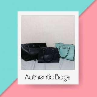 🌸Preloved Authentic Branded Bags🌸