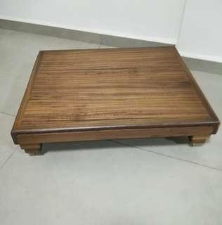 Audiophile Hi-Fi Solid Wood Base Rack