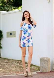 TSW Honora Cultured Dress in Floral