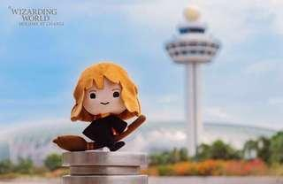 Harry Potter Changi Airport Hermione Granger Plush