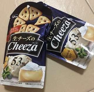 🚚 [$6.30 for 2!]SEALED CHEEZA