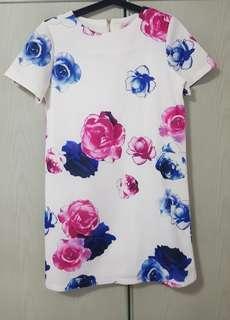 TSW Floral Shift Dress