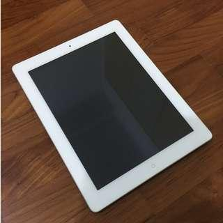 Apple iPad2 16GB Wi-Fi & 3G Cellular White Color