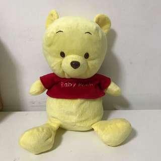 Winnie the Pooh Baby Pooh Stuffed Toy Soft Toy