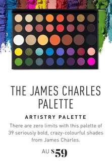 SPREE | JAMES CHARLES MORPHE COLLECTION *FREE SHIPPING*